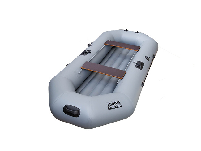 Гребная лодка PRIMA-2 Virage-260 НД + ТР