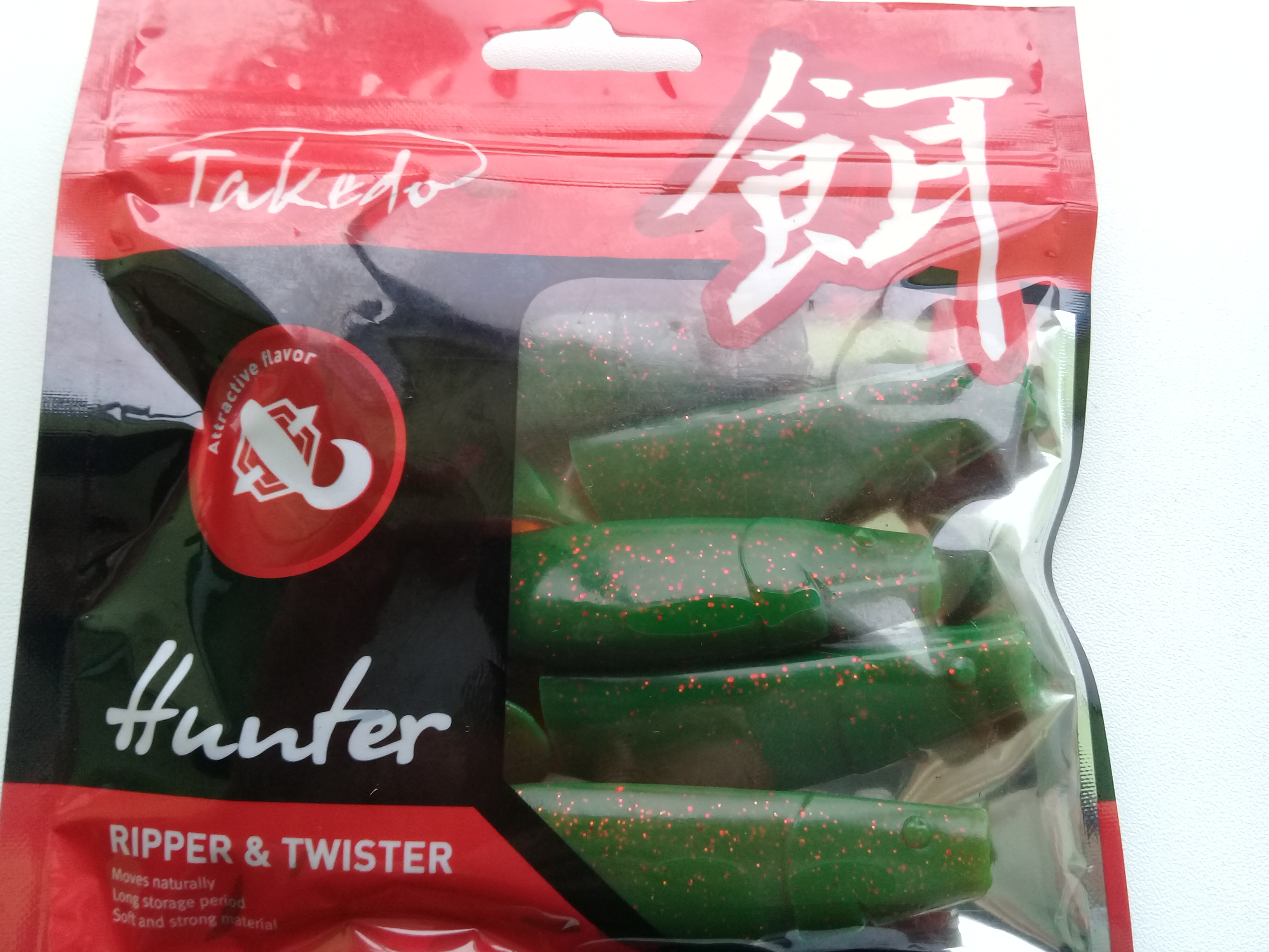Твистеры Takedo