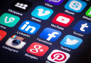 Наши аккаунты в социальных сетях